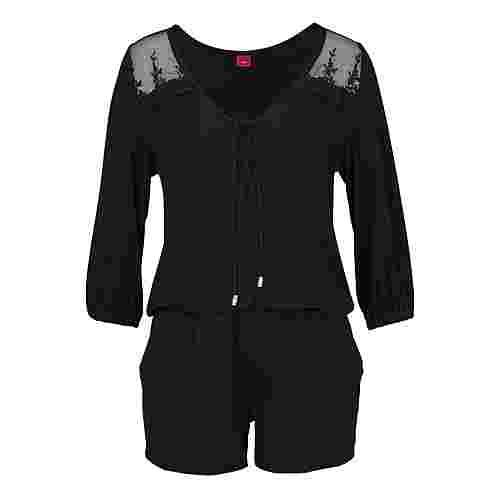 S.OLIVER Jumpsuit Damen schwarz
