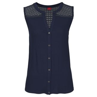 S.OLIVER Longtop Damen navy