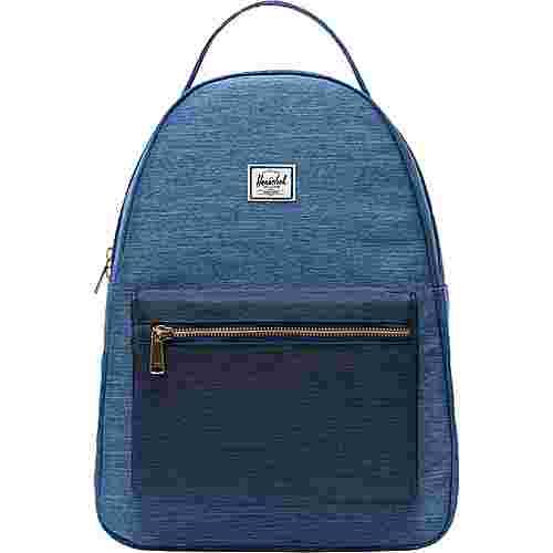 Herschel Nova Mid-Volume Daypack blau / dunkelblau
