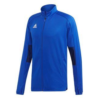 adidas Condivo 18 Trainingsjacke Sweatjacke Herren Bold Blue / Dark Blue / White