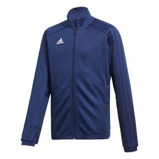 adidas Condivo 18 Trainingsjacke Sweatjacke Kinder Dark Blue / White
