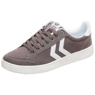 online store 7bc8d fd48f hummel Nassau Sneaker Herren grau