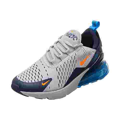 Nike Air Max 270 Sneaker Jungen grau / orange im Online Shop von SportScheck kaufen
