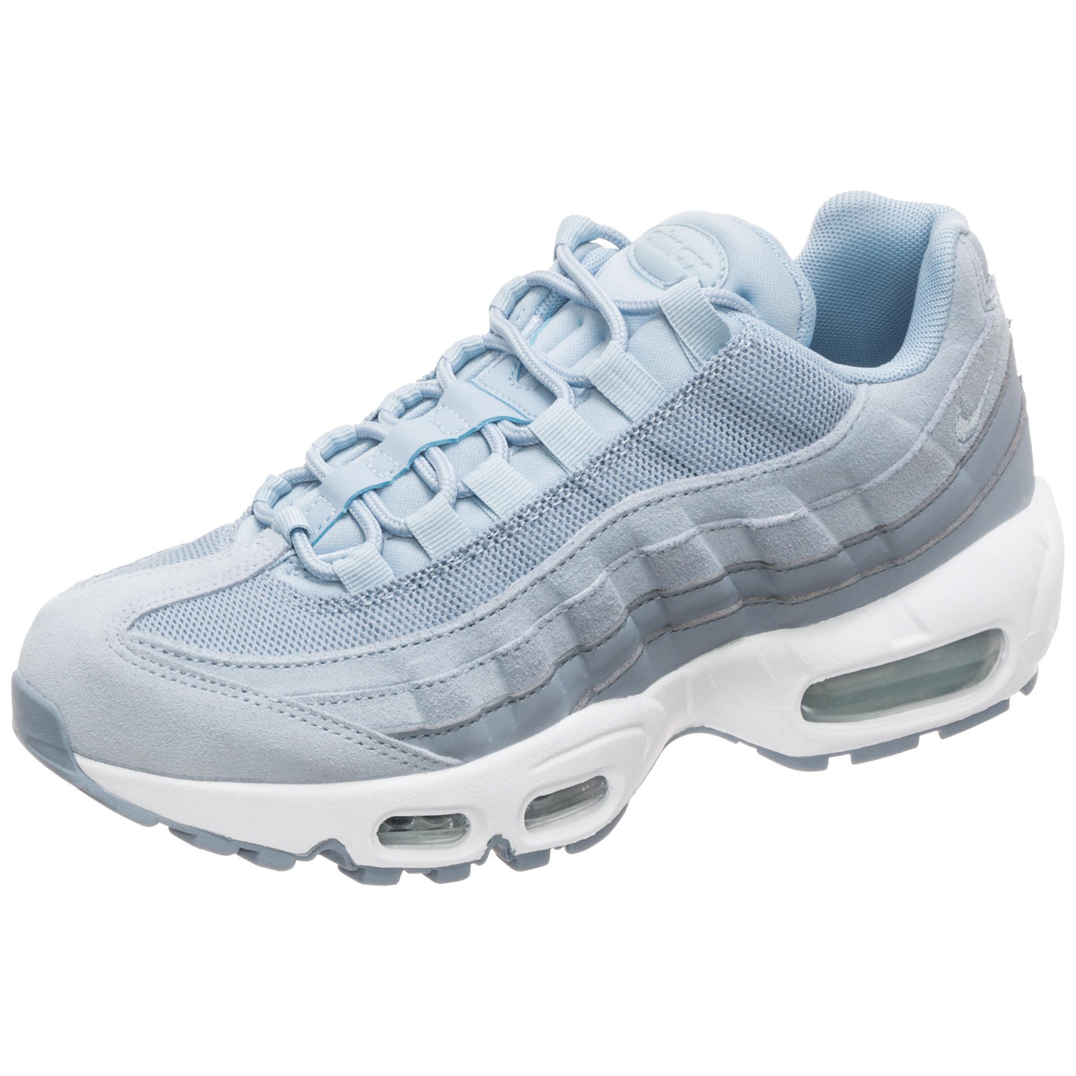 Nike Air Max 1 Vintage Sneaker Damen blau weiß im Online