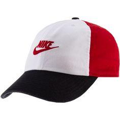 Nike Futura Cap Kinder university-red-color-blocked