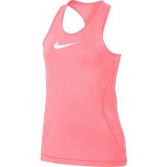 Nike NP Funktionstank Kinder pink-gaze-white