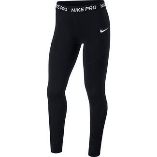 Nike NP Tights Kinder black-black-black-white