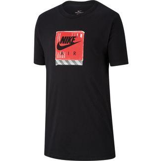 Nike Air T-Shirt Kinder black