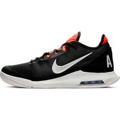 Nike AIR MAX WILDCARD HC Tennisschuhe Herren black-phantom-phantom-bright crimson