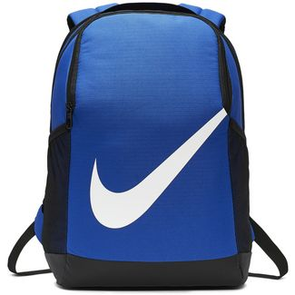 Nike Rucksack Brasilia Daypack Kinder game-royal-blk-glossy-white