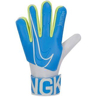 Nike NK GK MATCH JR-FA19 Torwarthandschuhe Kinder blue hero-white
