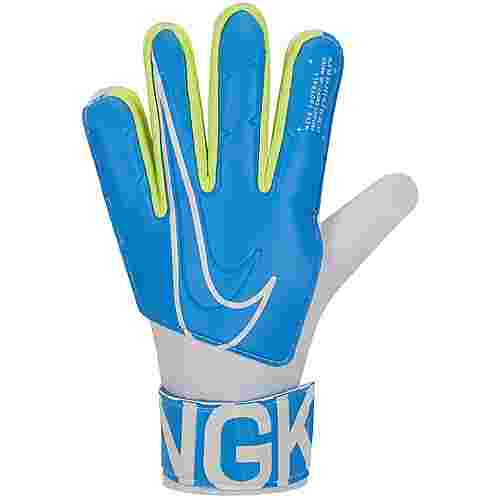 Nike NK GK MATCH JR-FA19 Torwarthandschuhe Kinder blue hero-white