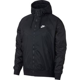 Nike NSW Windrunner Trainingsjacke Herren black-black-black-sail
