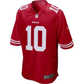 Nike Jimmy Garoppolo San Francisco 49ers American Football Trikot Herren gym red