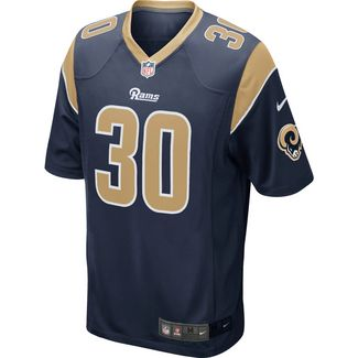 Nike Todd Gurley Los Angeles Rams American Football Trikot Herren college navy-club gold-white
