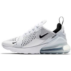 Nike Air Max 270 Sneaker Damen white-black-white