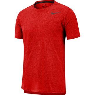 Nike Breathe Hyper Dry Funktionsshirt Herren university red-htr-black