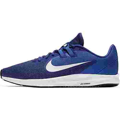 Nike Downshifter 9 Laufschuhe Herren deep royal blue-white-game royal-black