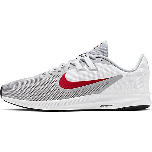 Nike Downshifter 9 Laufschuhe Herren wolf grey university red white black im Online Shop von SportScheck kaufen