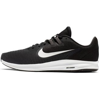 Nike Downshifter 9 Laufschuhe Herren black-white-anthracite-cool grey
