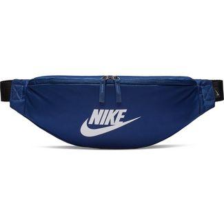 Nike Heritage Pack Bauchtasche blue void-blue void-vast grey