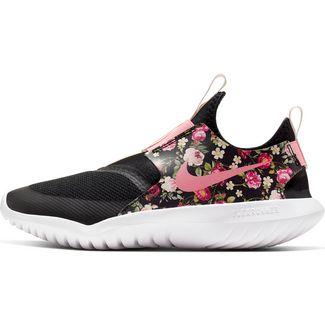 Nike Flex Sneaker Kinder black-pink-tint-white
