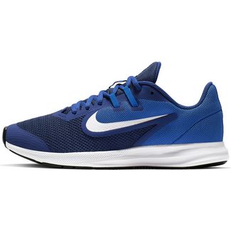 Nike Downshifter Sneaker Kinder deep-royal-blue-white-game-royal-black