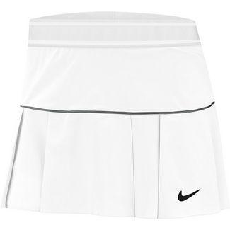 Nike W NKCT VICTORY SKIRT Tennisrock Damen white-black-black