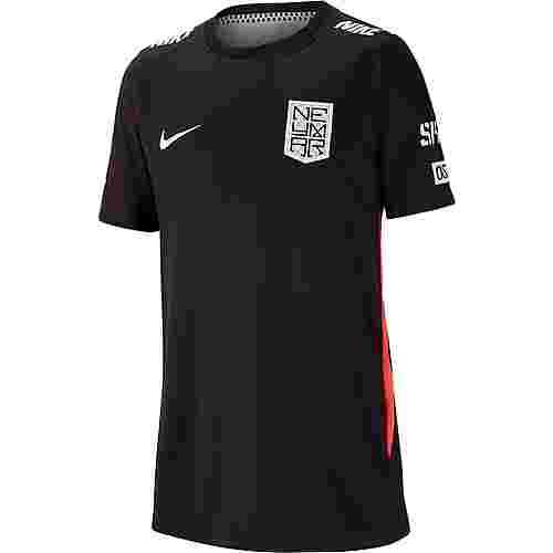 Nike Neymar Funktionsshirt Kinder black-laser crimson-white