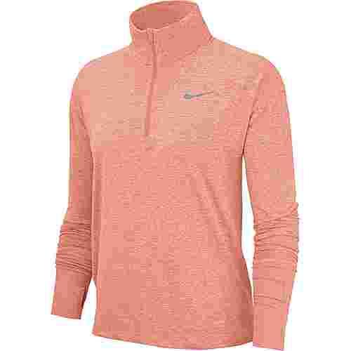 Nike Laufshirt Damen pink quartz-echo pink-reflective silver