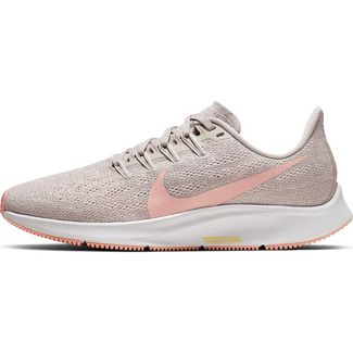 Nike Air Zoom Pegasus 36 Laufschuhe Damen pumice-pink quartz-vast grey