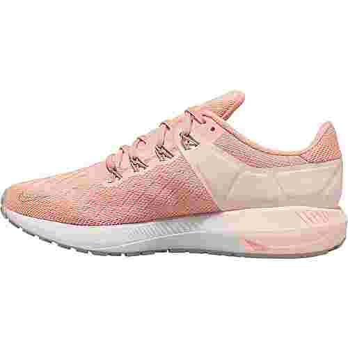 Nike Air Zoom Structure 22 Laufschuhe Damen pink quartz-pumice-washed coral