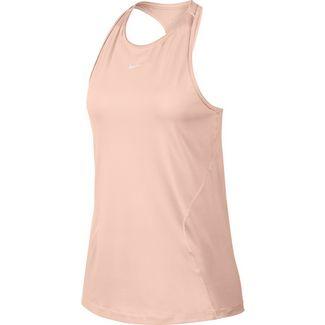 Nike Funktionstank Damen echo pink-white