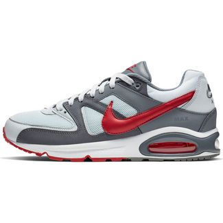 Nike Air Max Command Sneaker Herren pure platinum-gym red-dark grey