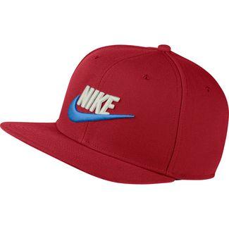 Kopfbedeckungen für Herren von Nike in rot im Online Shop