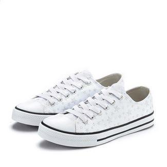 Lascana Sneaker Damen weiß