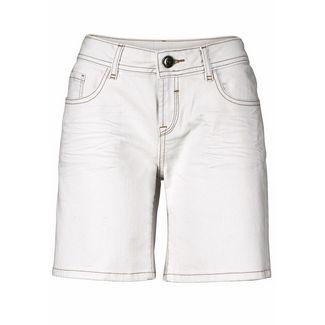 S.OLIVER Shorts Damen weiß