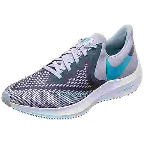 Nike Air Zoom Winflo 6 Laufschuhe Herren grau / blau