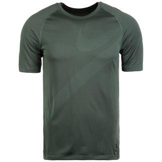 Nike Pro Funktionsshirt Herren khaki