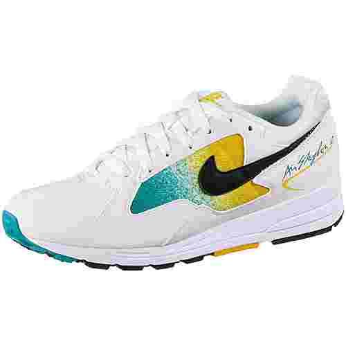 Nike Air Skylon II Sneaker white-black-university gold-spirit teal