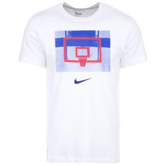 Nike Backboard Basketball Shirt Herren weiß