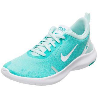 Nike Flex Experience Run 8 Laufschuhe Damen mint / weiß