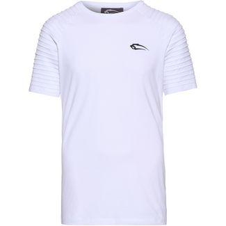 SMILODOX Ripplez T-Shirt Herren weiß