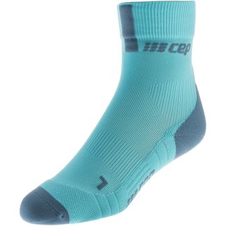 CEP Short Socks 3.0 Kompressionsstrümpfe Damen ice-grey