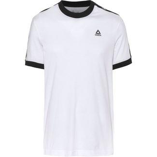 Reebok Linear T-Shirt Herren white
