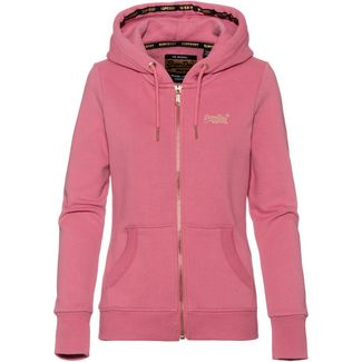 Superdry Orange Label Elite Sweatjacke Damen tiana rose