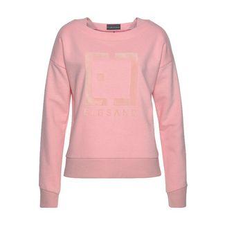 ELBSAND Sweatshirt Damen rosa