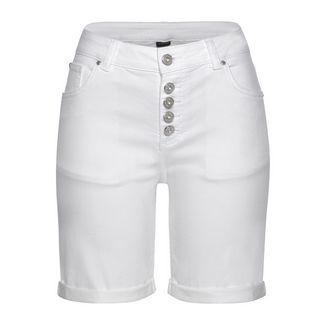 Lascana Shorts Damen weiß