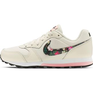 Nike MD Runner Sneaker Kinder pale-ivory-black-pink-tint-white