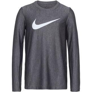 Nike Core Funktionsshirt Kinder black-white